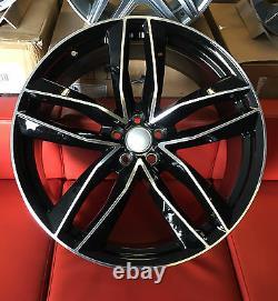 21 Roues En Alliage De Style Rs6 C Pour S'adapter À La Nouvelle Forme Audi Q7 Q5 A8