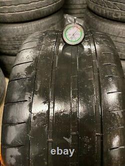 4 X 18 Authentique Bmw Série 3 F30 F32 F36 Style 398 M Sport Alloy Wheels Hiver