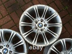 4 X 18 Bmw Mv2 M Sport M Style Alloy Whoels Bmw E36 E46 E60 E61 E90 E92 E93 1 3
