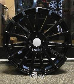 4 X 18 Rs Style Jantes Aluminium Fit Ford Focus C-max Mondeo Volvo Jaguar
