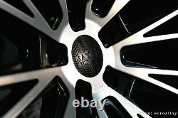 4x 20 Pouces 5x112 Jantes En Alliage Haxer Hx040 Concave Cf2 Pour Mercedes E S