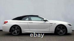 4x Bmw 3 4 5 6 7 Series 20 703 M Style Sportif Alliage Roues Et Pneumatiques F30 F10 11 12