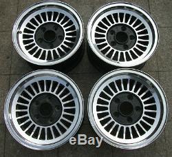 4x Classic Bmw Alpina Jantes 5x120 Style 7x14 Ats E3 E9 E12 E23 E24 E28