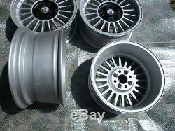 4x Classic Oz Bmw Jantes 4x100 Alpina Style 7x15 E21 E30 2002 Turbo