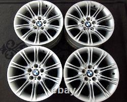 4x Véritable Bmw M5 5-series Rims M Alloy Wheels Style 135 E60 8036570 18 Inch