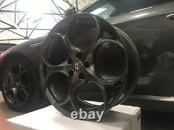 Alfa Romeo 19 Giulia Qv Style Alliage Roues Brera / Spider/ 159 4