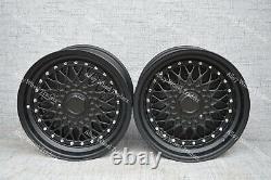 Alliage Roues 17 Rs Pour Mini R50 R52 R55 R56 R57 R58 R59 Clubman 4x100 Noir 7,5
