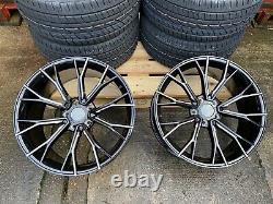 Alliages 20 Pouces Alliages Alliages 6 Série 669m Sport Style Fit Bmw 3 4 Series +tyres