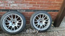 Bbs Ch Motorsport Style 18 Alliage Roues 5x112 Volkswagen Vw Audi