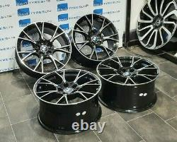 Bmw 19'' Inch 789m Style New Alloy Wheels 3 / 5 Série G20 / G21 / G30 / G31