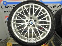 Bmw 20 Roues En Alliage Style 149 5 6 7 Série E65 E63 E60 E83 E53 9j 10j 2/6