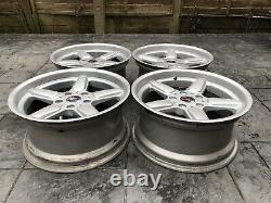 Bmw Ac Schnitzer Style Alutec Alloy Wheels 5x120 17inch