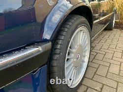 Bmw Alpina Style 16 Alliage Roues 4x100 Et+28 Fits E30, E21 + Tuv Certifié +