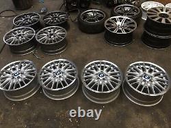 Bmw E36 E46 E90 E87 Mv1 18 Jantes En Alliage 5x120 Style72 Diamond Cut Lips