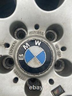 Bmw E46 E90 E91 E92 4x 19 Bbs Roues En Alliage De Style Csl Échelonnées 2282650 2282660