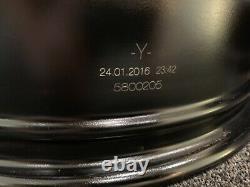Bmw E84 E87 E90 E91 E92 Nouveaux Jantes En Alliage Véritable Black Star Spoke Style 319 R17