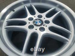 Bmw Série 5 E39 Original ///m5 Roues En Alliage 8j/9j 18inch 5x120 Style 37 Diamond