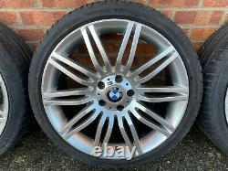 Bmw Série 5 E60 E61'19' Style 172 Spider Alloy Wheels Replicas