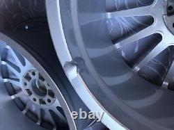 Bmw Style 32 8x18 8x8.5 Roues En Alliage Reconstitué Ensemble De 5 E46 E36