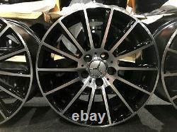 Ex Display 17 Mercedes Amg En Alliage De Style Turbine Classe A Classe B Cla +