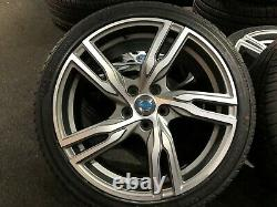 Ex Display 18 Volvo V40 C30 R Design Style Alloy Wheels & 225/40/18 Pneus