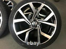 Ex Display 18 Vw Golf Gtd Clubsport Style Alliage Roues Et 225/40/18 Pneumatiques