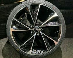 Ex Display 19 Audi S-line Rs7 Style Alloy Wheels & 235/35/19 Pneus A3 S3 + Plus