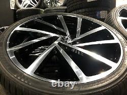 Ex Display 19 Vw Golf R 7.5 Spielberg Style Alloy Wheels And 235/35/19 Pneus