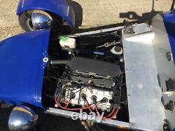 Lotus 7 Fireblade Engineed Style Sport / Voiture De Jour De Piste. Pas Caterham, Westfield