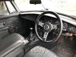 Mgb Roadster Sebring Style Avant Et Arrière