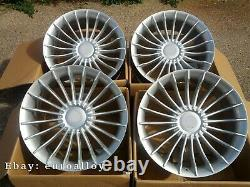Nouvelles Roues En Alliage Silver De Style Alpina De 20 Pouces Pour Bmw E60 E63 E39 Concave