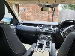 Range Rover Sport Autobiographie Avec Kit De Styling Overfinch Ajusté Professionnellement