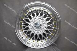 Roues 16 Dare Rs Alliage S'adapte 5x100 Vw Bora Corrado Golf Mk4 Beetle Polo Gs