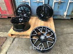 Roues En Alliage 18 Bmw 1m 359 Style Black Bmw 1 2 3 4 Série E90 E91 E92 E93 Z4 X3