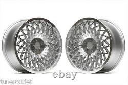 Ultralite Ul25 17 7,5 Et35 5x114,3 Silver Machine Allois Mt10 Style Y2971