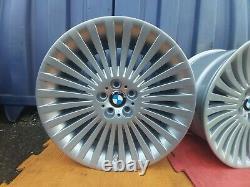 Véritable Bmw 19 Style 176 Alliage Roues 3 4 5 6 7 Série E60 E63 E64 E65 E90 F10