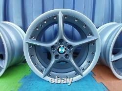 Véritable Bmw Bbs Split 18 Style 108 Alliage Roues 1 2 3 Z3 Z4 Série E85 E86 E90
