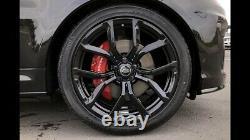 Véritable Range Rover Sport L494 Svr Style 5083 22 Pouces Pneus Jantes En Alliage Noir