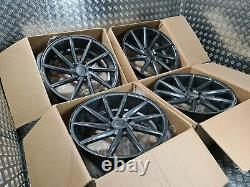 Vossen Cvt Twist Style 20 Alliage Roues T5 T6 T6.1 5x120 Bmw F30 F31 F32 F34